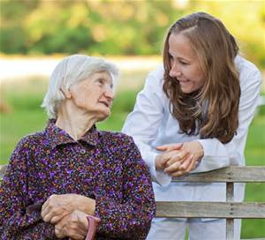 Why Divinity Homecare Caregiver